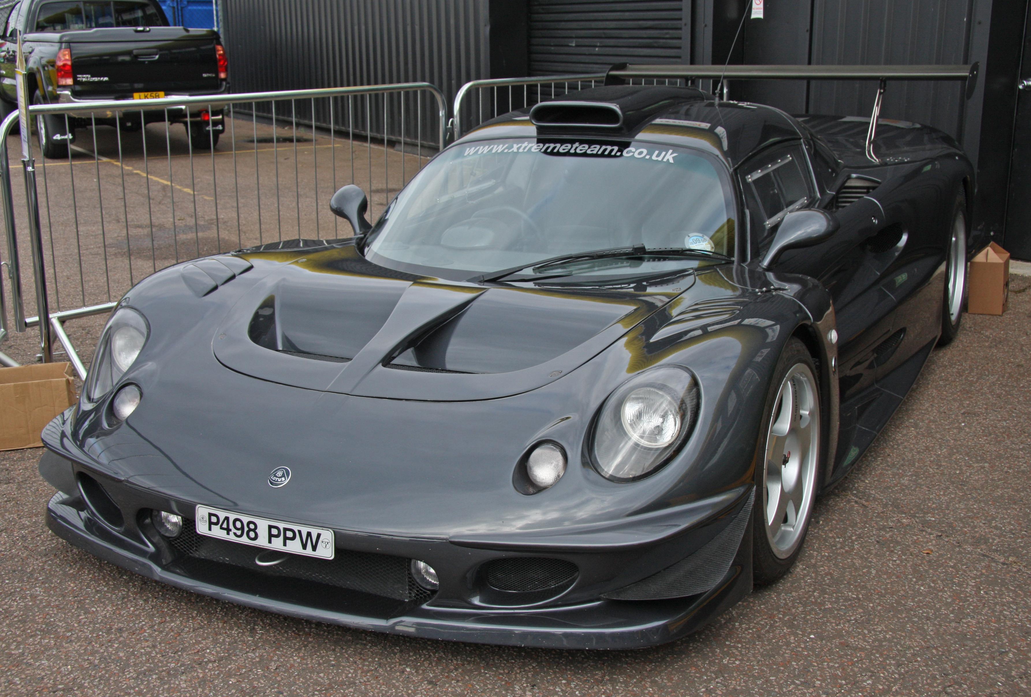 Lotus Car Covers