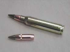 M855A1 cartridge and bullet