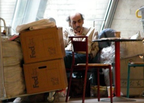 Αποτέλεσμα εικόνας για The Man Who Was Stuck in Paris Airport for 18 Years