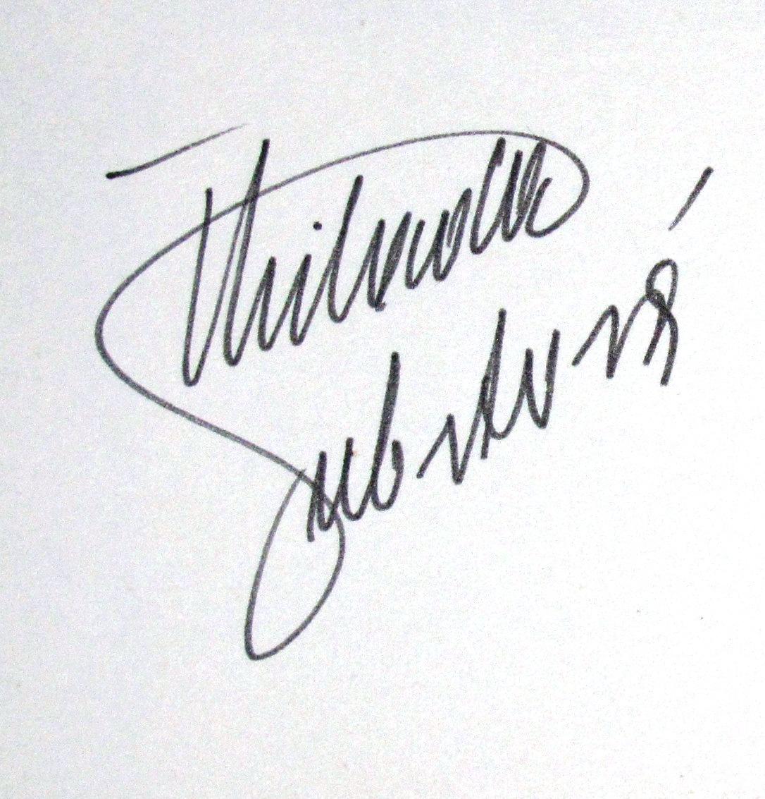 Filem šubrtová signature jpg
