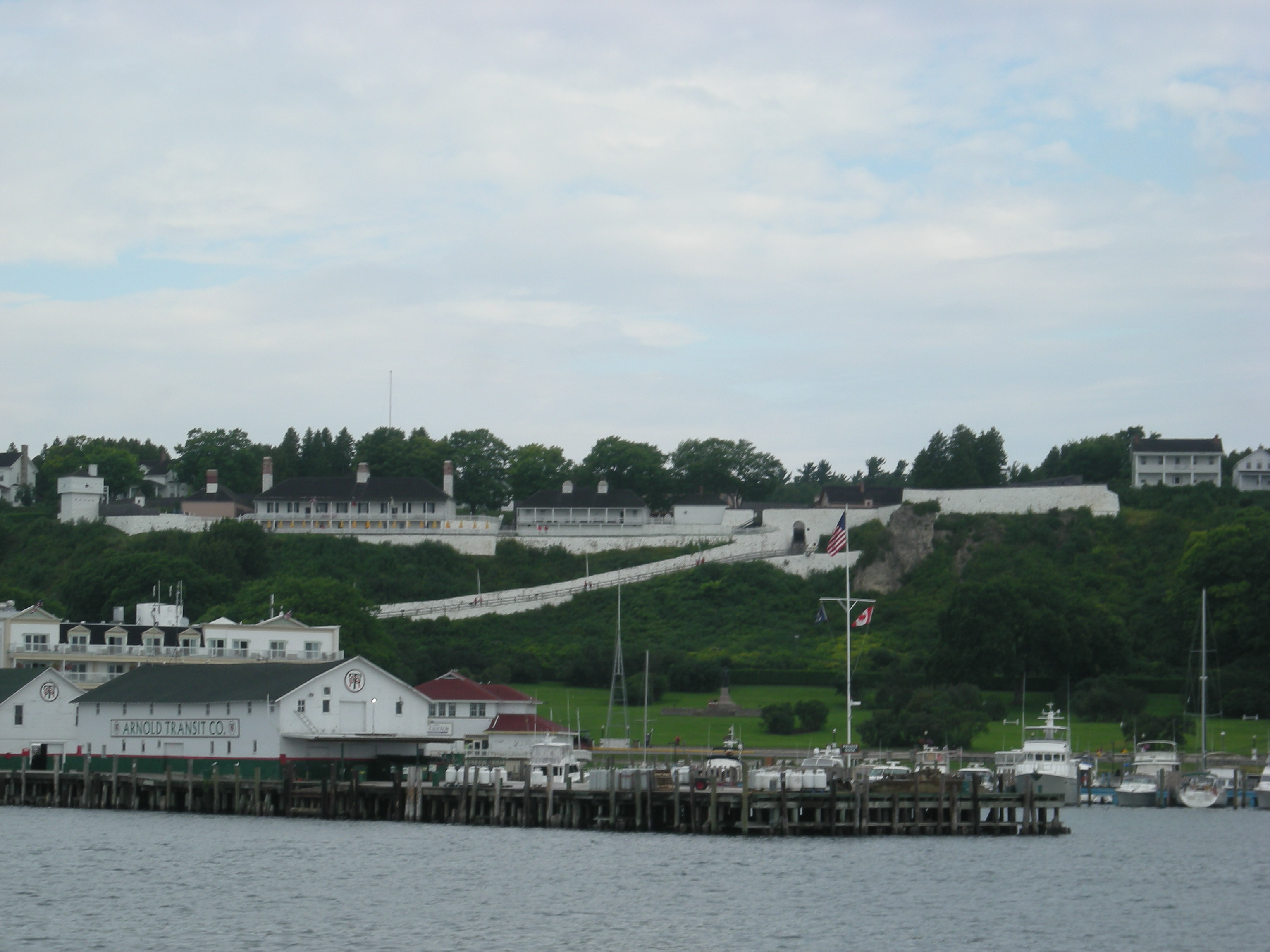 Download this Description Mackinac Island July picture