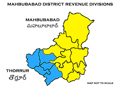 Mahabubabad District Wikipedia
