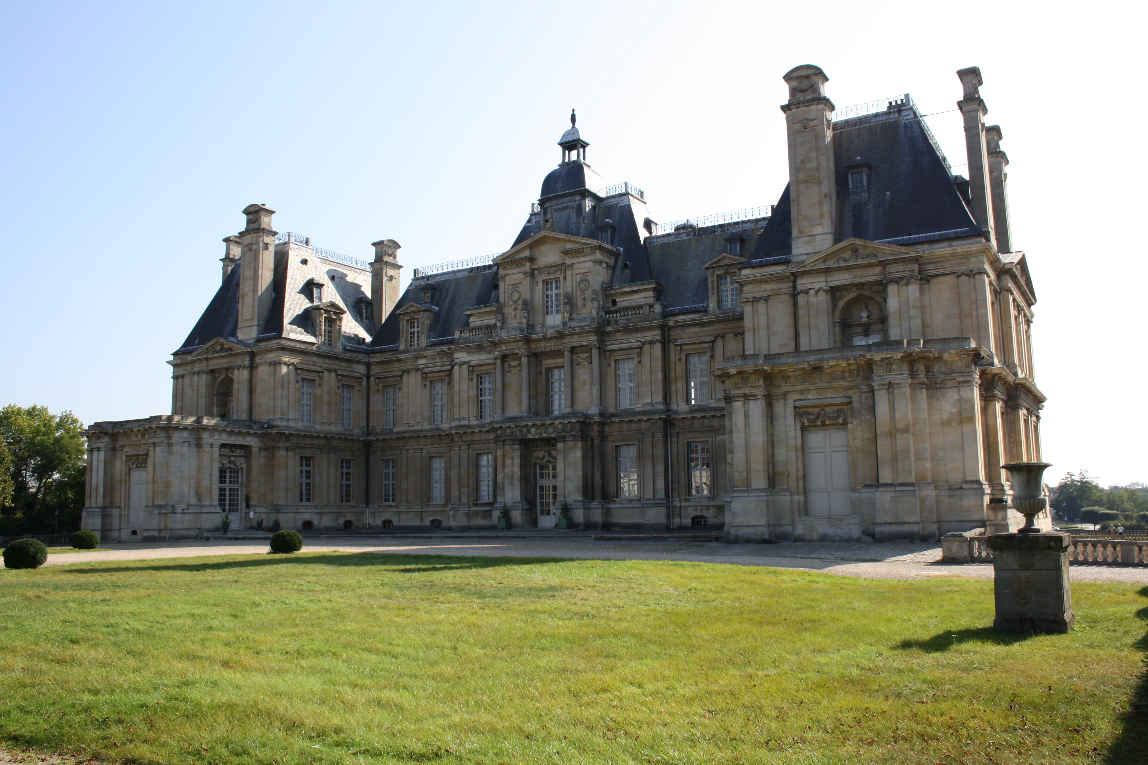 file maisons laffitte chateau de maisons 2011 01 jpg wikimedia commons