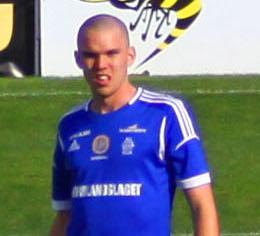 Marcus Danielson Swedish footballer