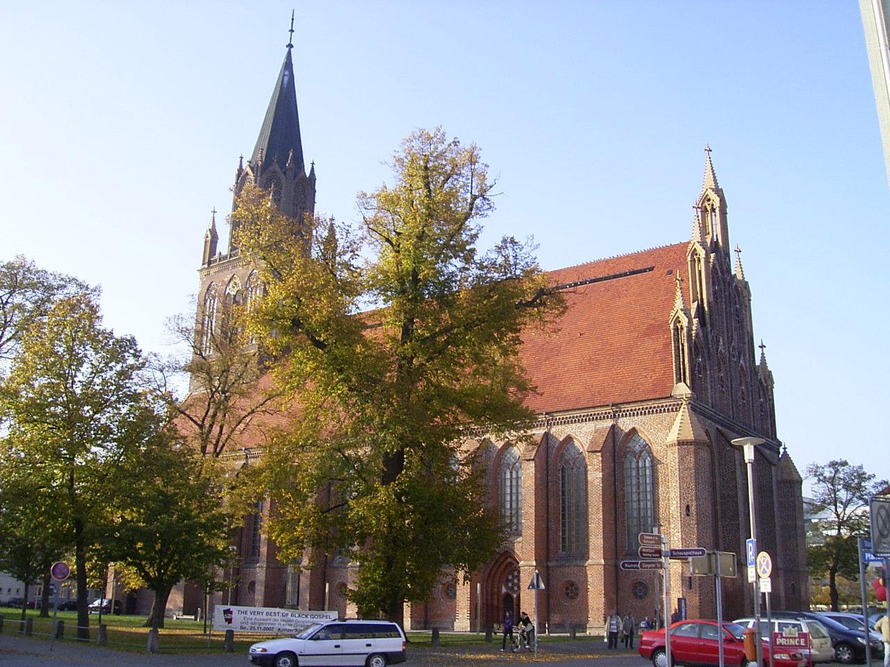 Neubrandenburg Kirche
