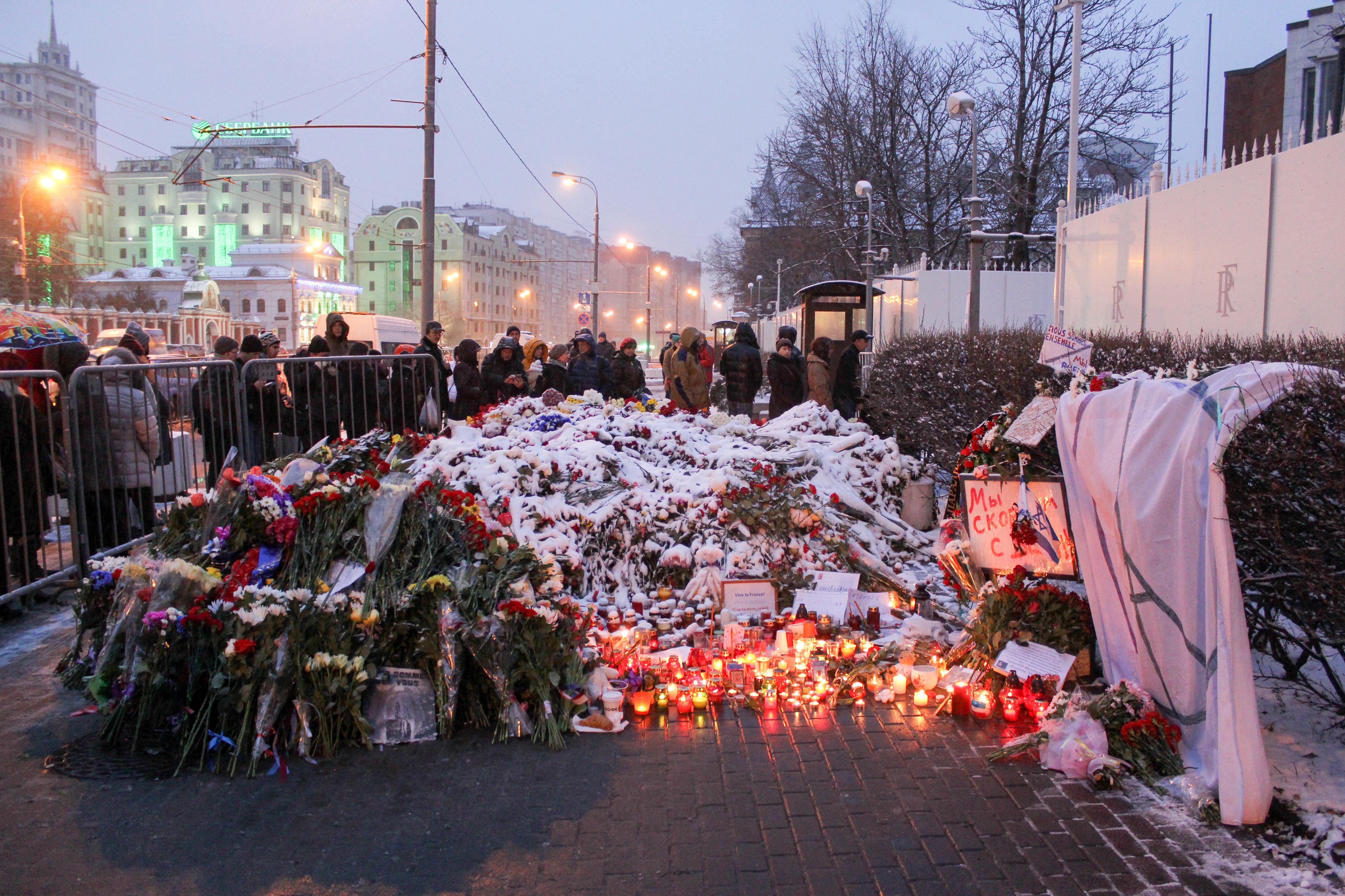 Paris Remembrance