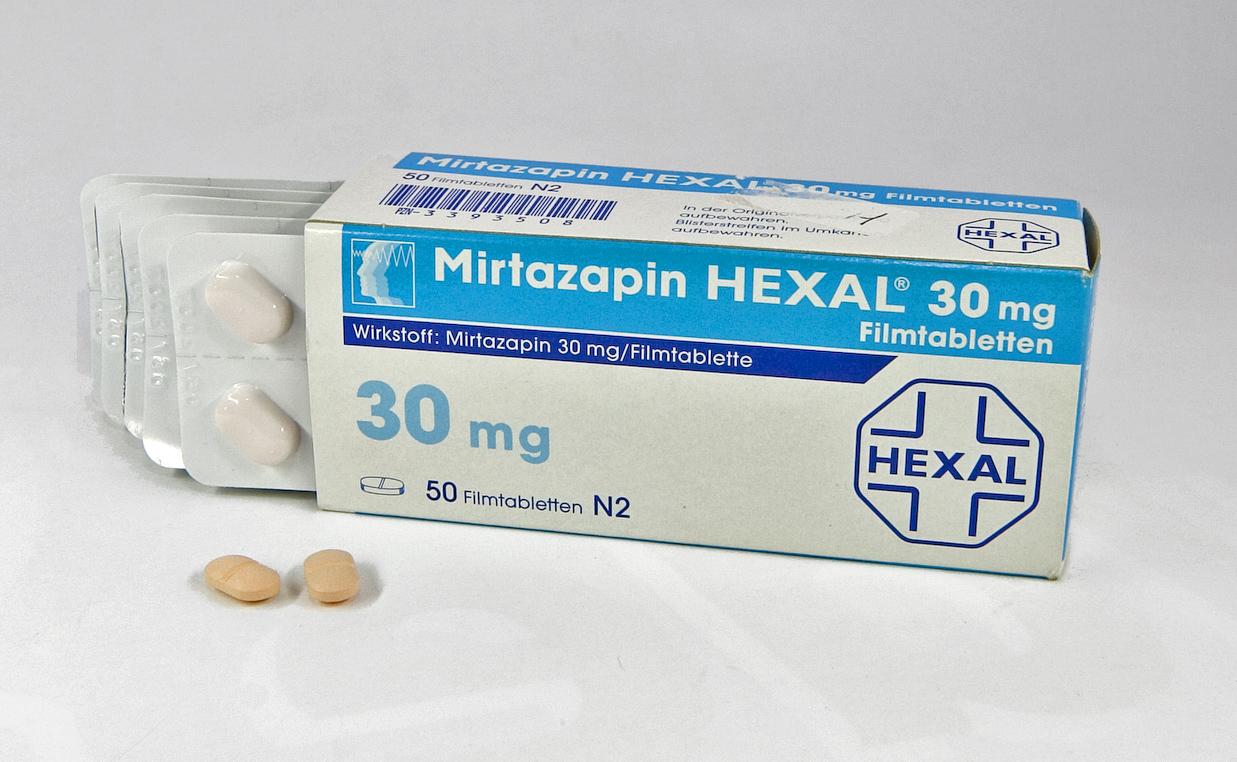 antidepressiva läkemedel biverkningar