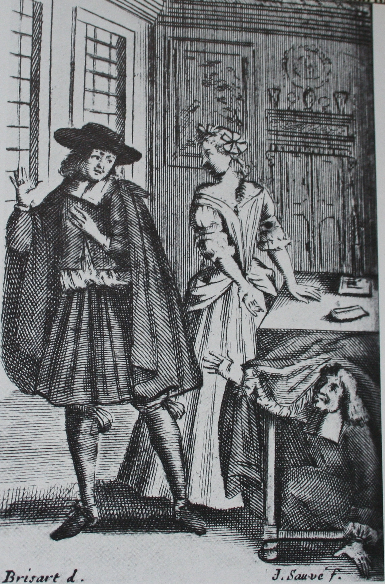 the manipulation of orgon in the play tartuffe by jean baptiste poquelin moliere Written by jean-baptiste poquelin (better known as molière),  before the action  of the play, tartuffe arrives at orgon's house as a mere.