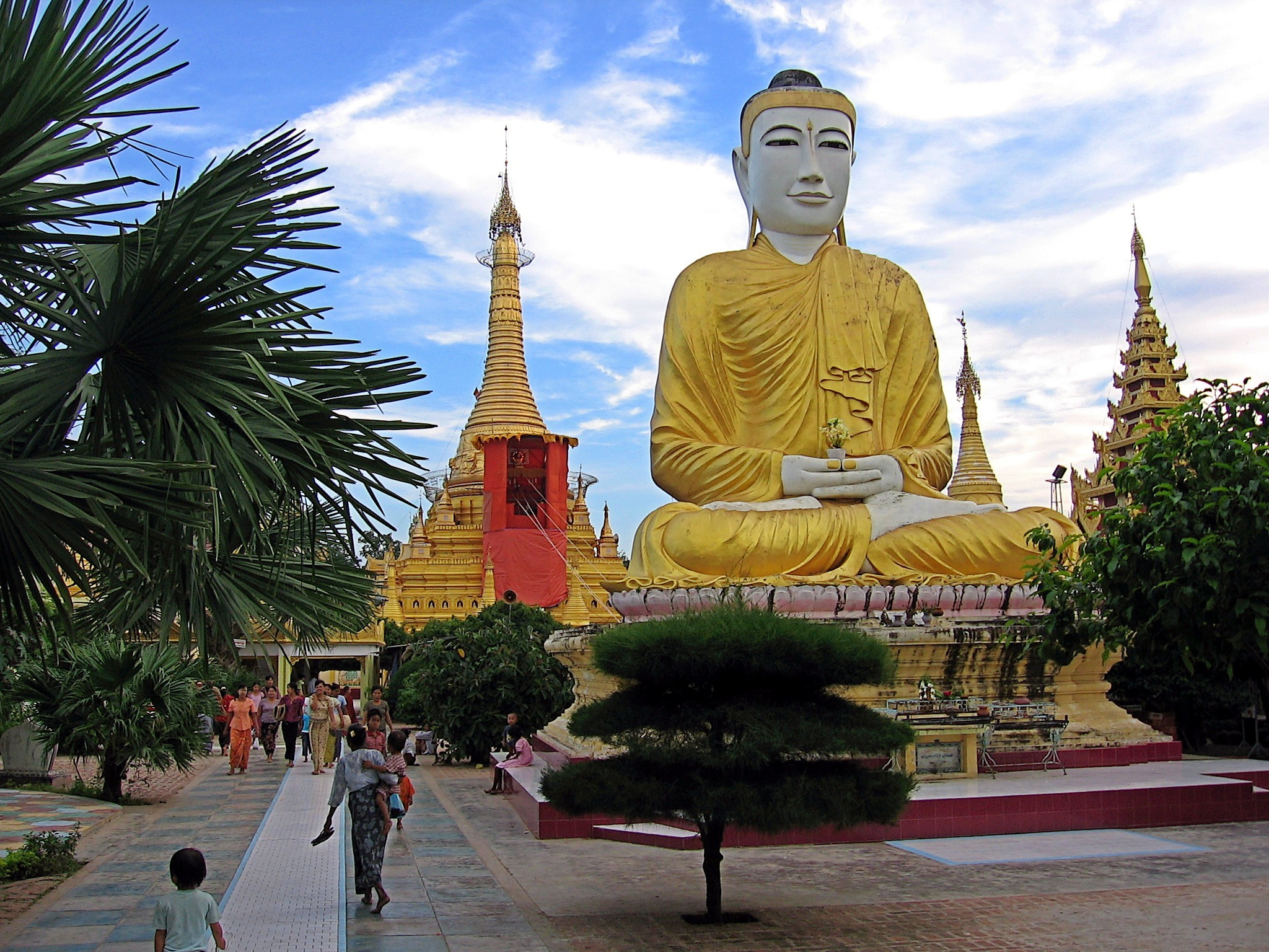 Essays on the history and Buddhism of Burma