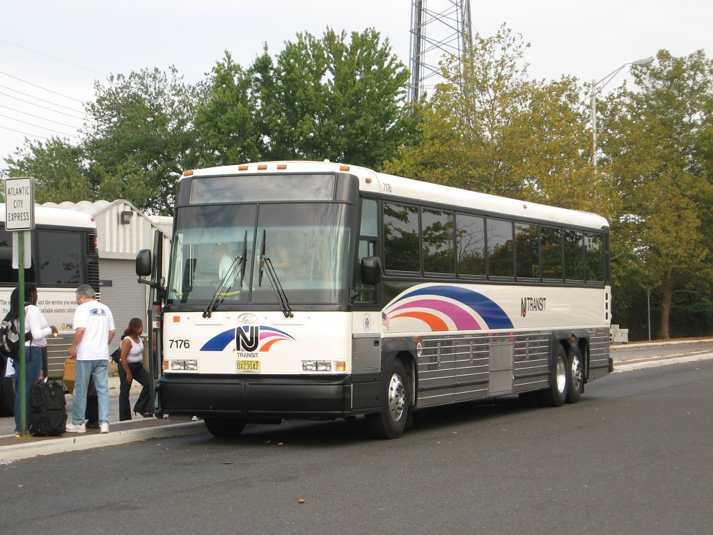 Academy Bus Schedule From Port Authority To Atlantic City