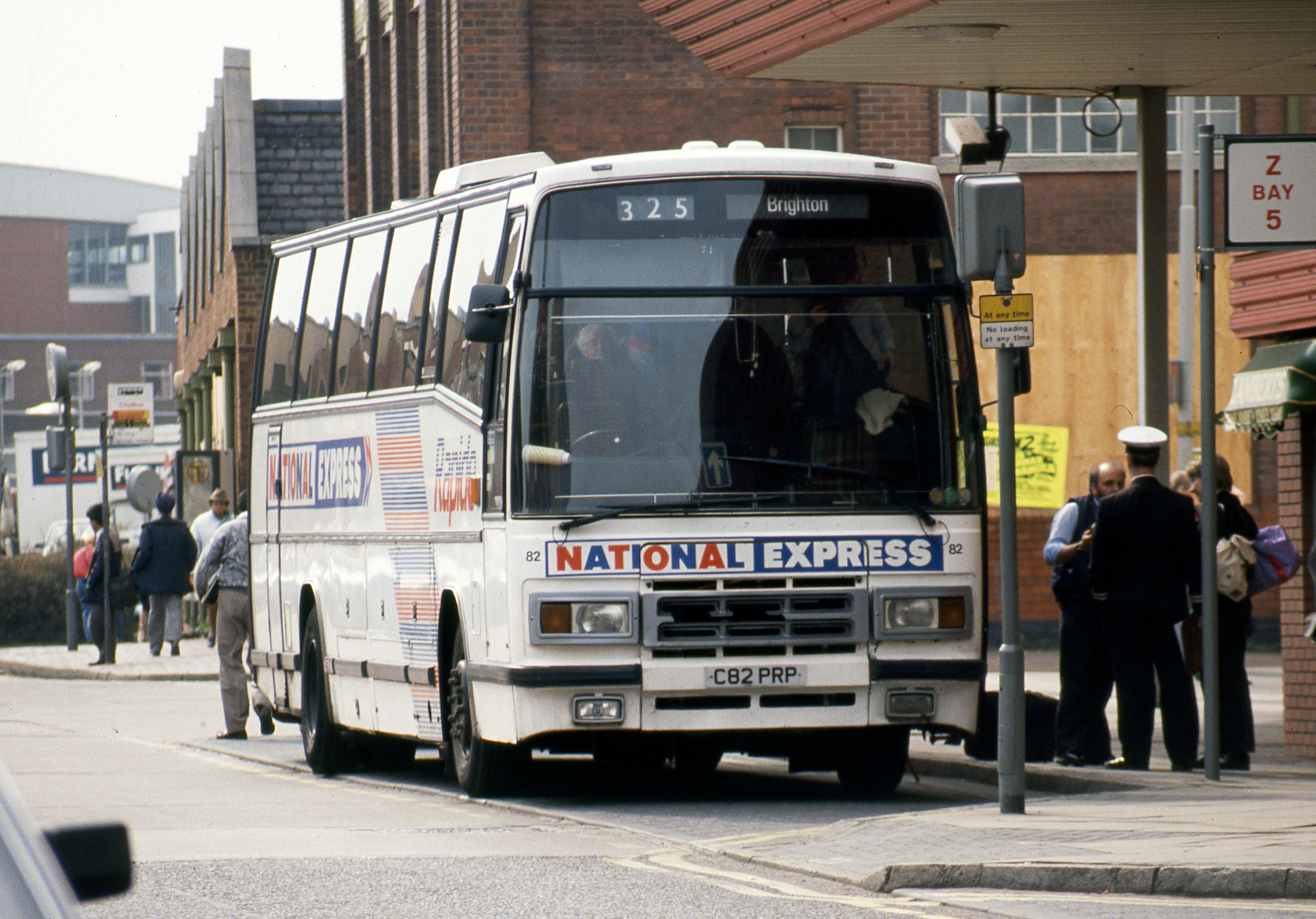 wiki list national express coach routes