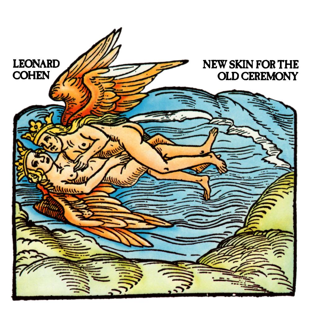 New Skin for the Old Ceremony fue la primera colaboración de Cohen con John Lissauer.