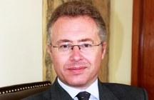 Nigel Baker British diplomat