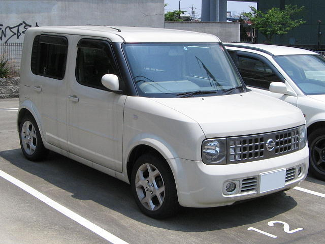 Nissan cube ugly