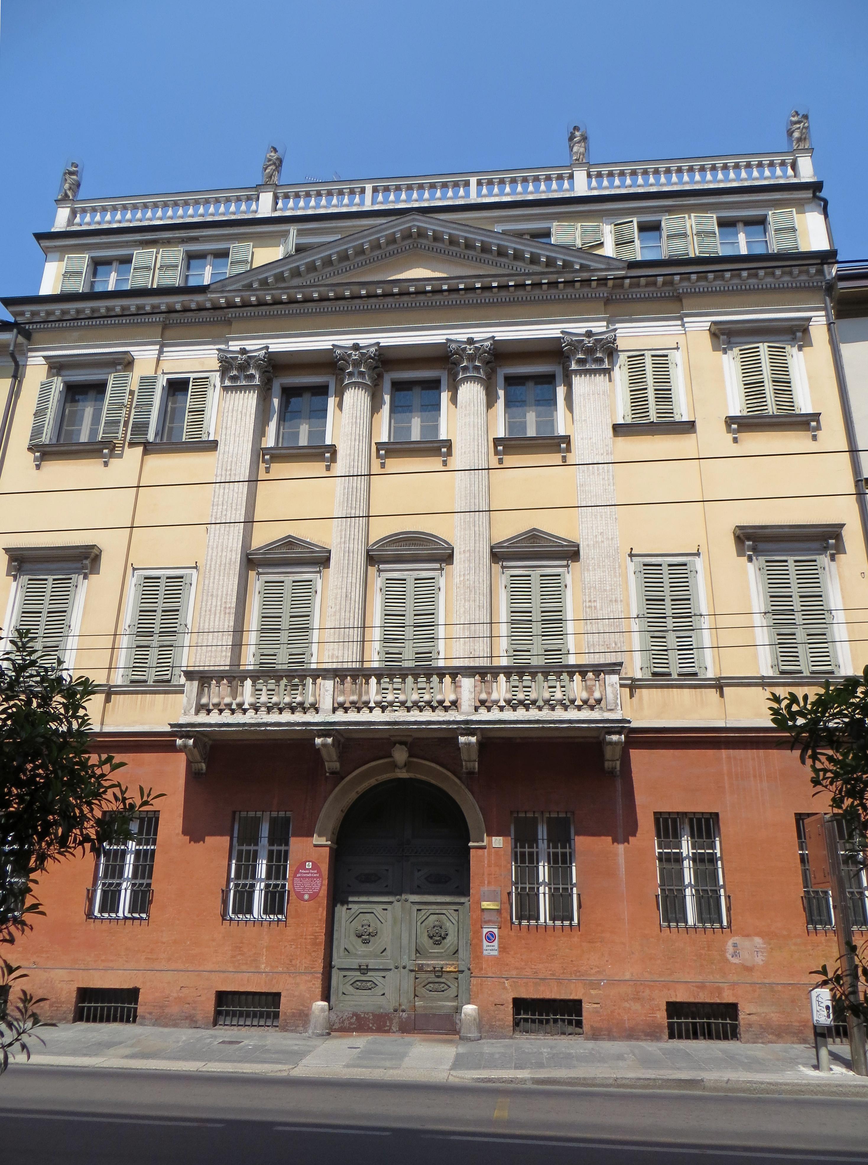 Palazzo Dazzi – Wikipedia