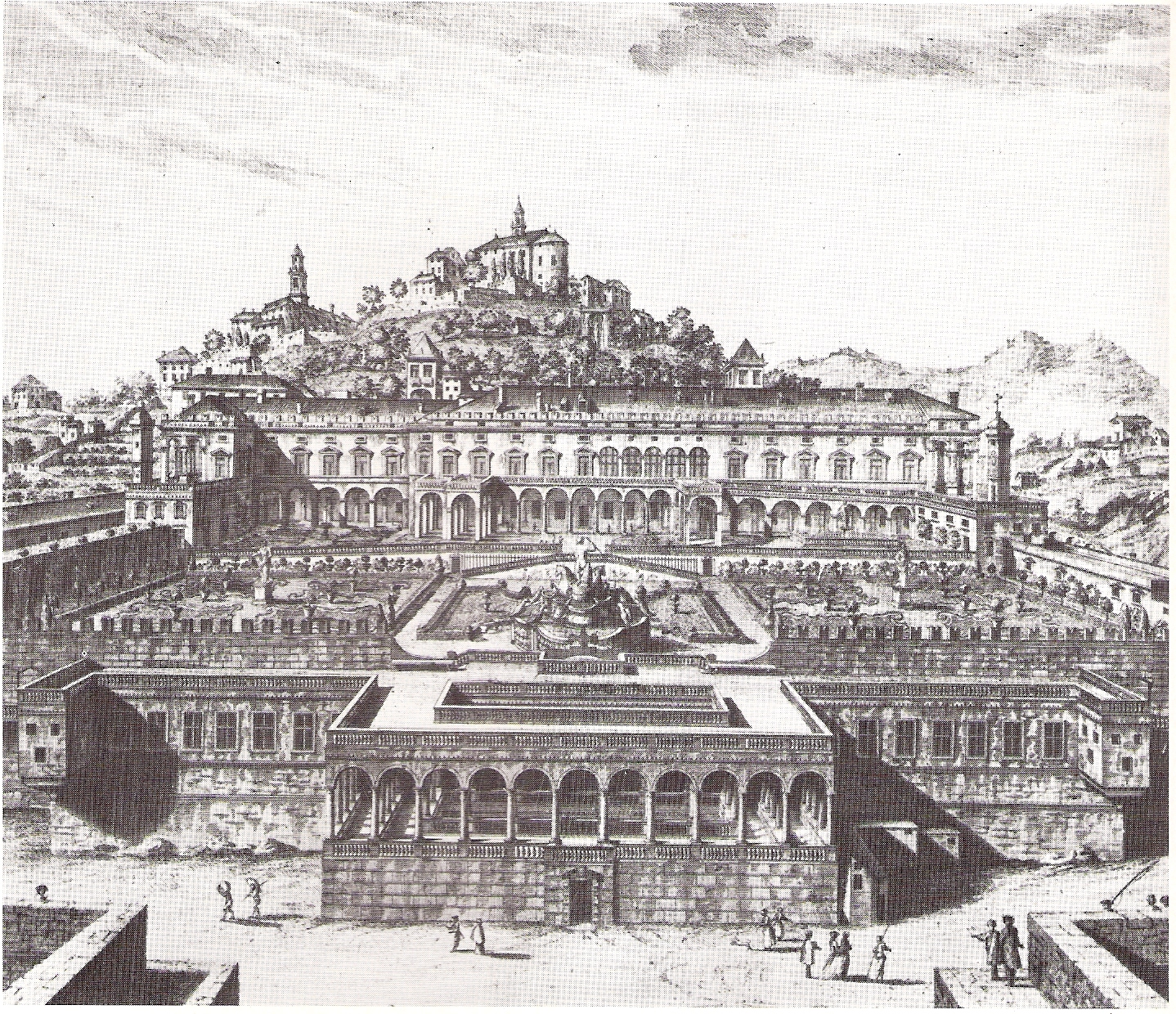 Villa Del Principe Via Peschiera Genova