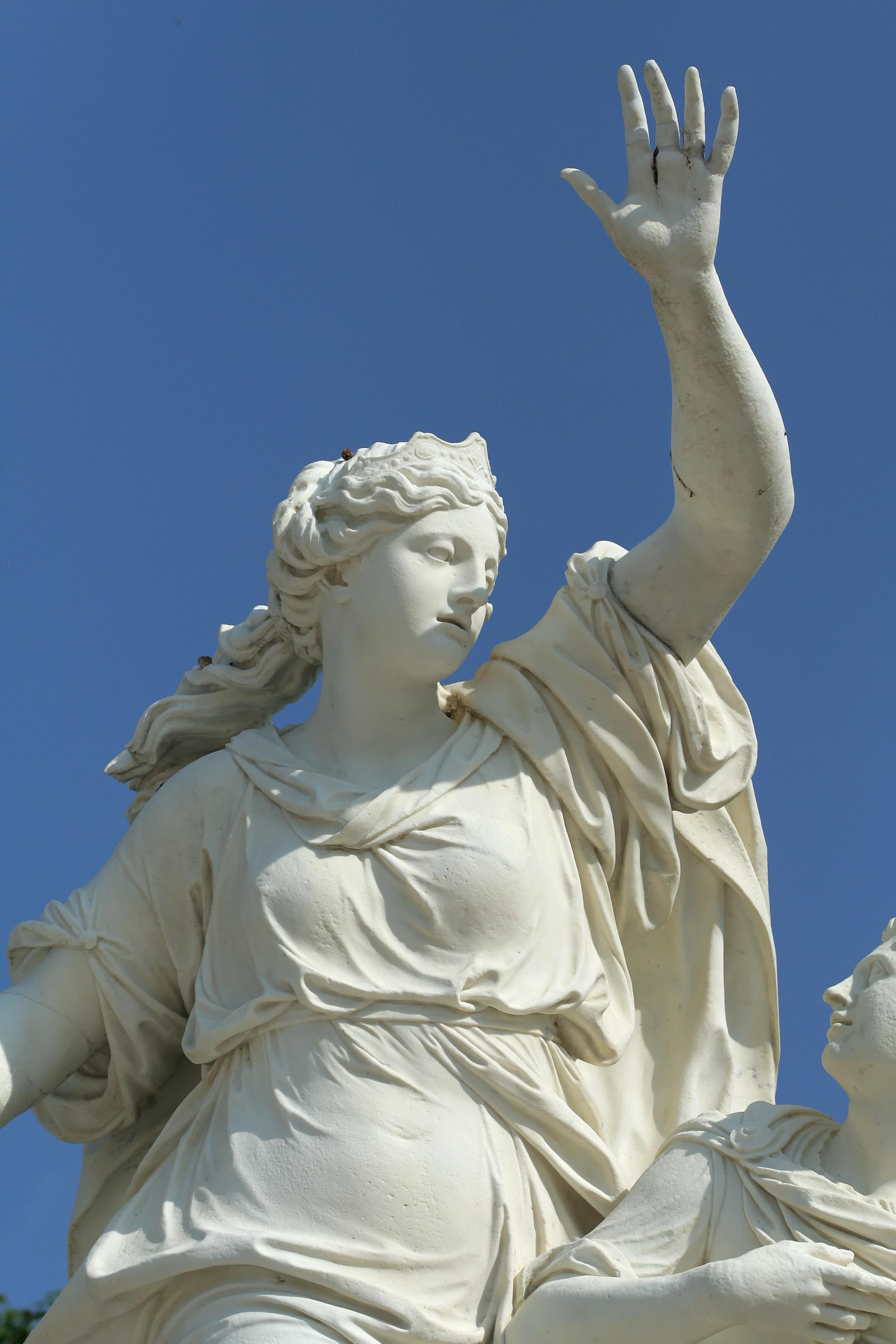 Image De Apollon file:parc de versailles, demi-lune du bassin d'apollon, ino et