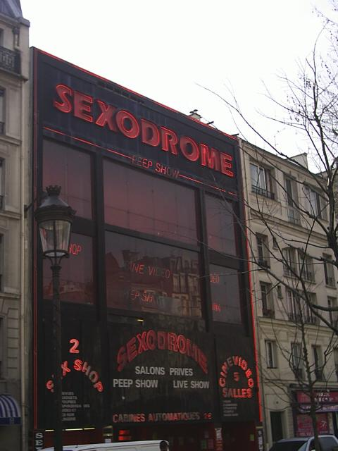 Sex-shops Une histoire française