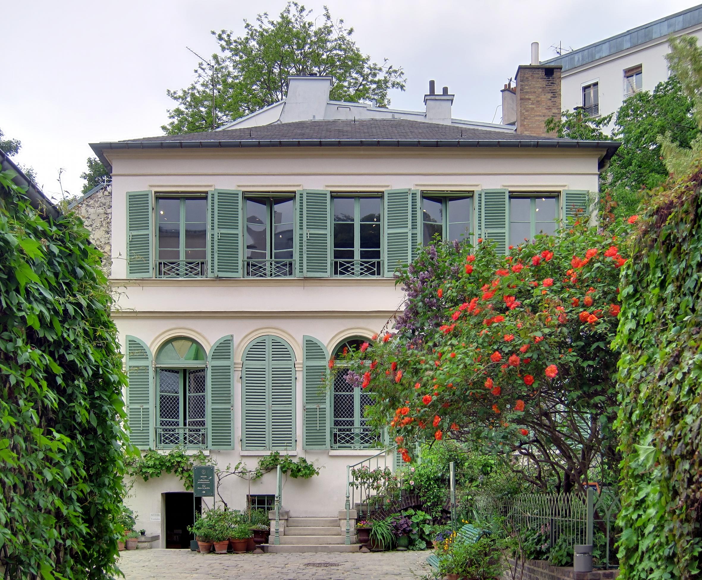 File paris musee vie romantique wikimedia commons - Jardin du musee de la vie romantique ...