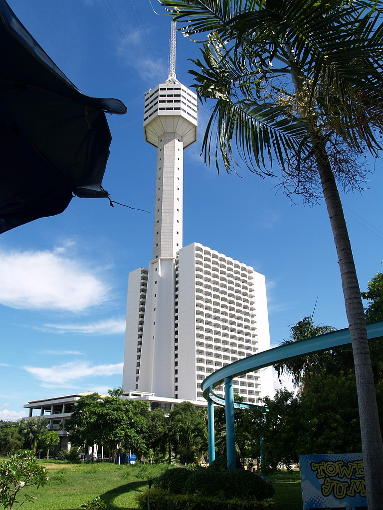 Pattaya Park Tower in Pattaya, Thailand - Trazy, Your ...