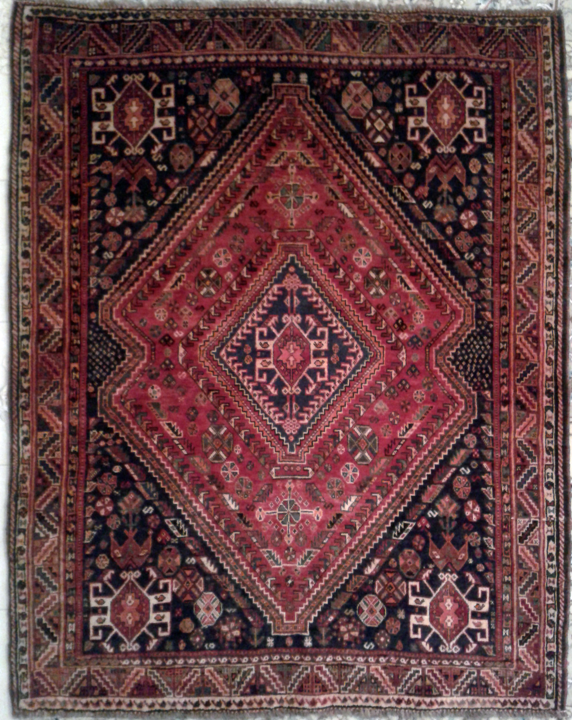 Shiraz Rug Wikipedia