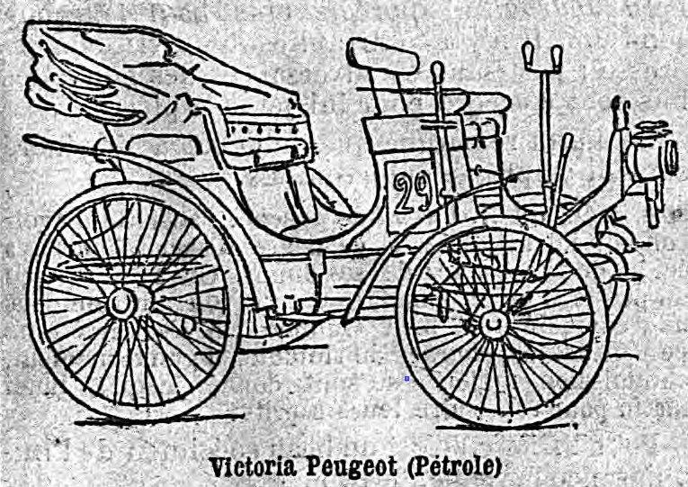 file petit journal 22 7 1894 victoria peugeot petrole completes paris wikimedia commons. Black Bedroom Furniture Sets. Home Design Ideas