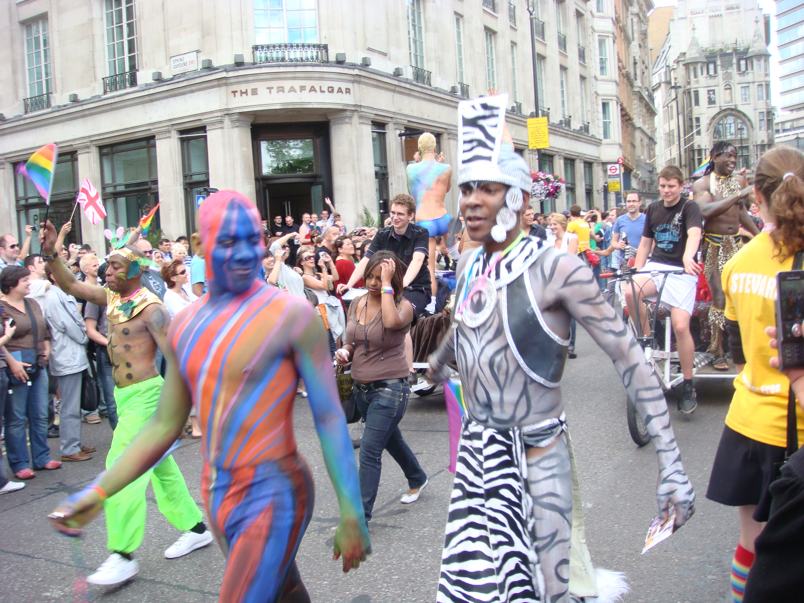from Jared london gay pride may 2008