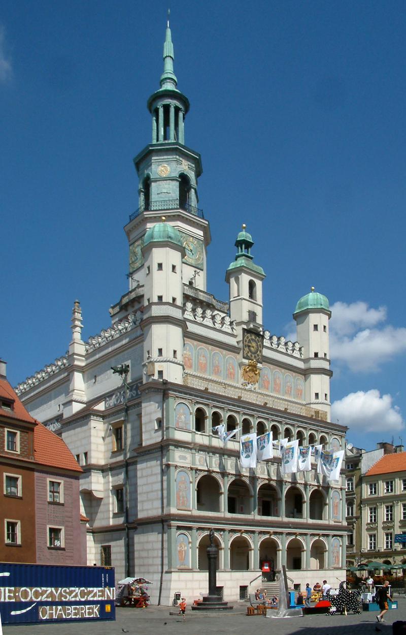 File:Ratusz Poznań Woźna.jpg - Wikimedia ...