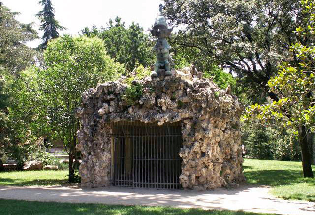 Casa de fieras del retiro wikipedia la enciclopedia libre for Casa y jardin madrid
