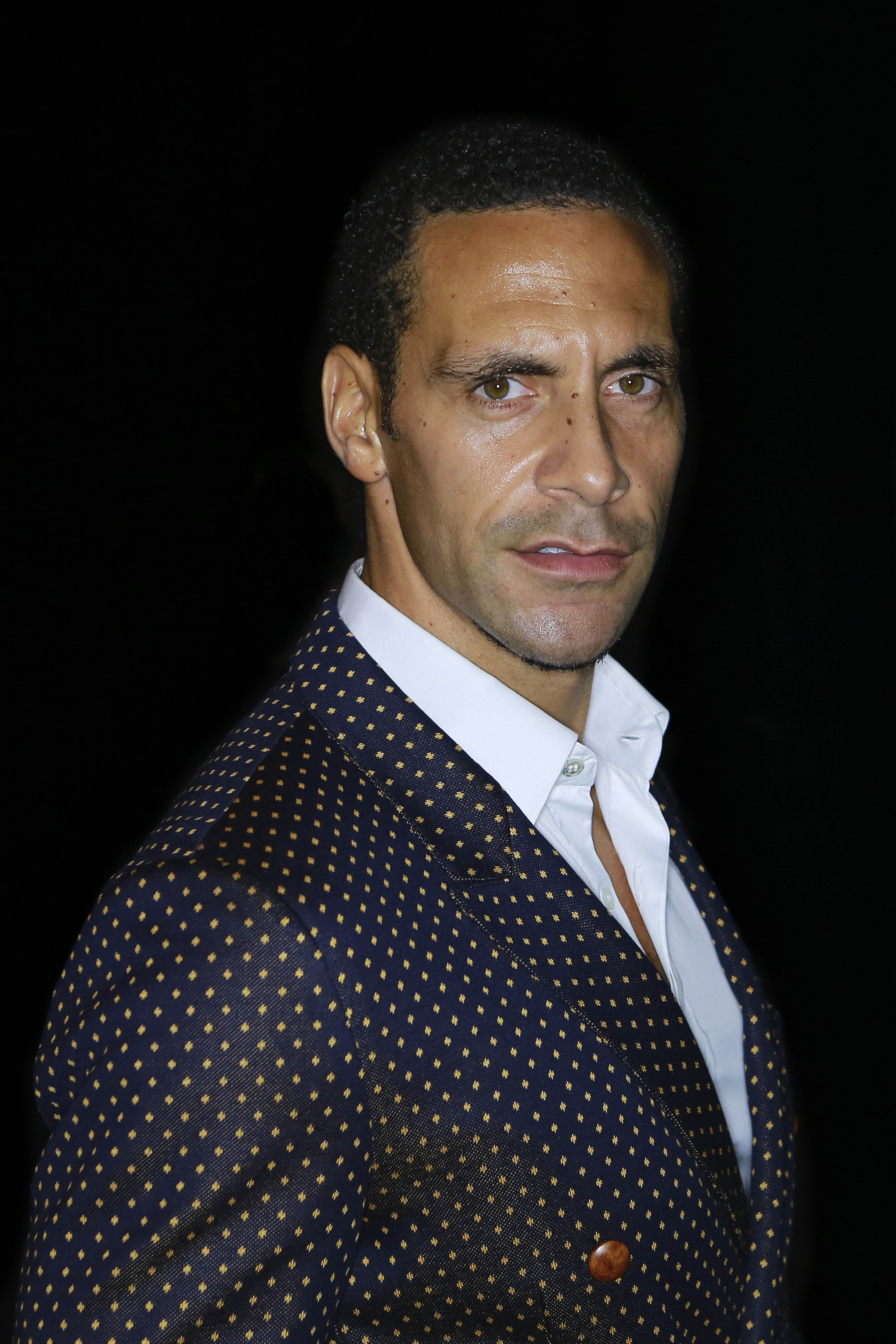The 39-year old son of father Julian Ferdinand and mother Janice Lavender  Rio Ferdinand in 2018 photo. Rio Ferdinand earned a  million dollar salary - leaving the net worth at 75 million in 2018