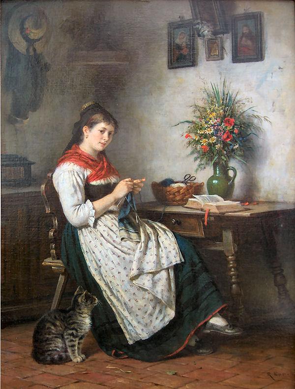Oil Painting W Epp