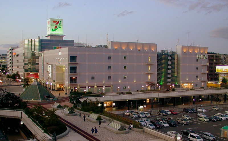 セルバ ショッピングセンター Wikipedia