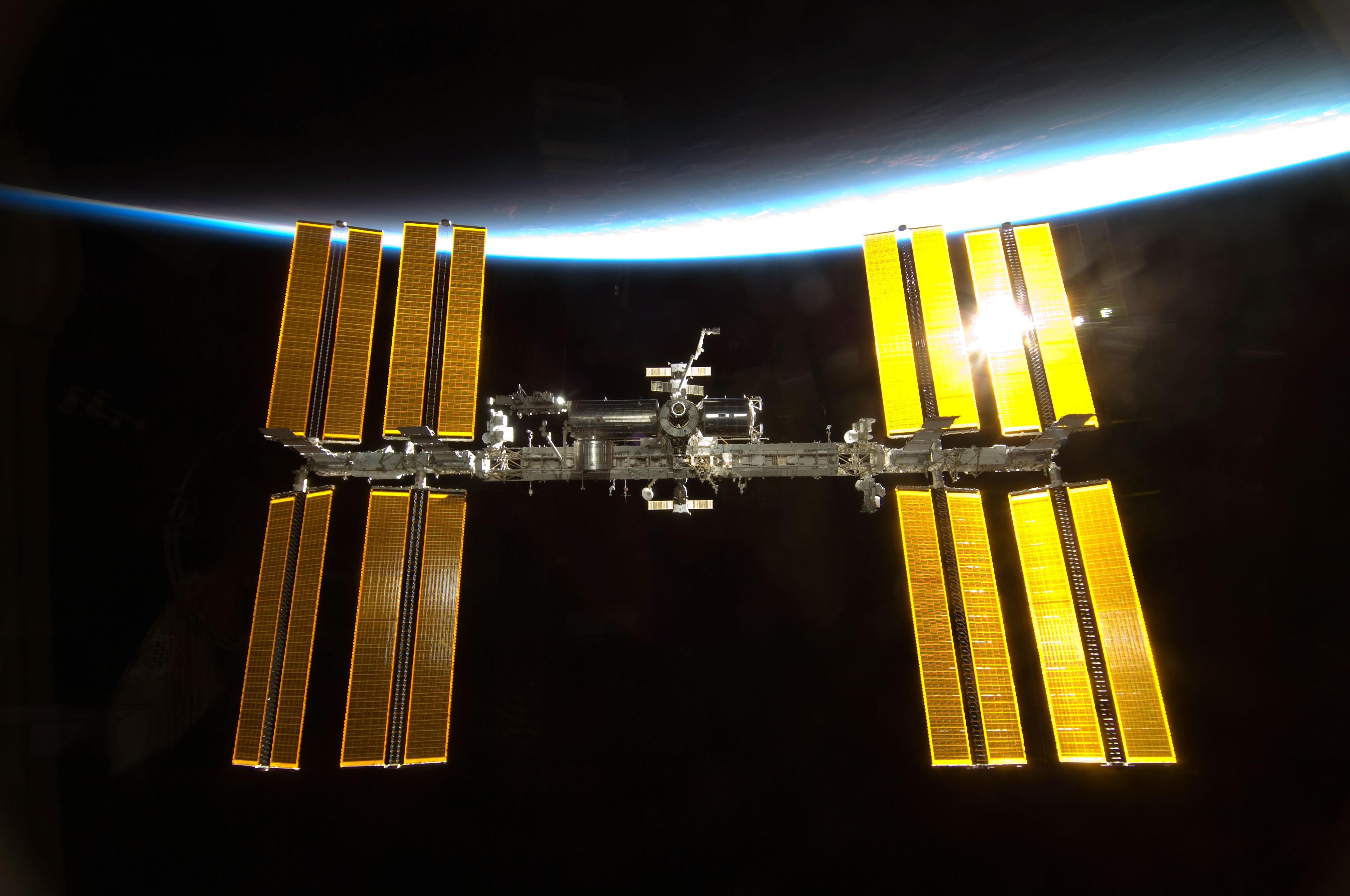 La grandiosa ISS