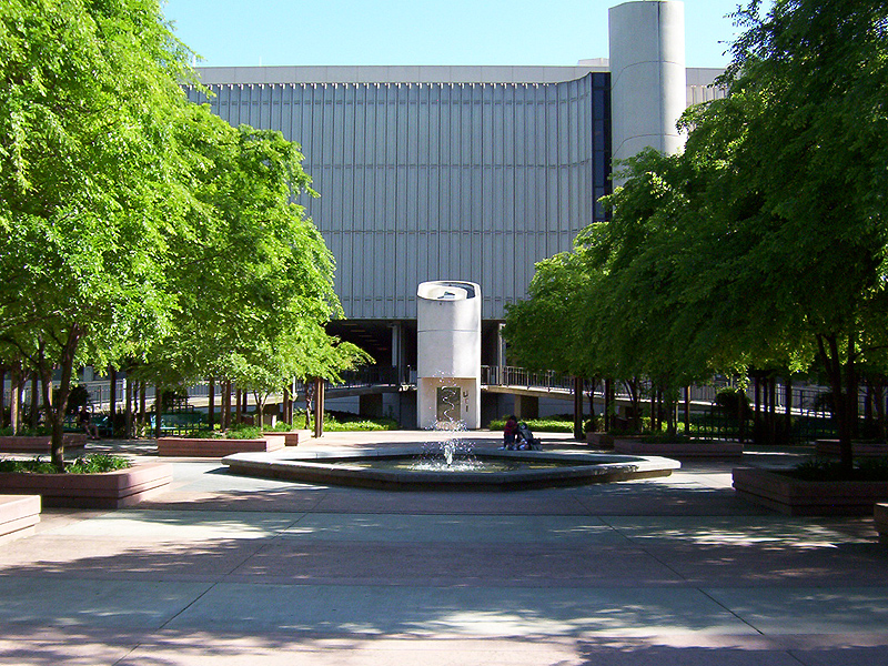Sacramento State University Library Wikipedia
