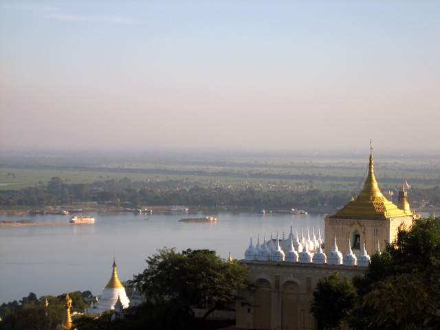 Picture of Sagaing Hills