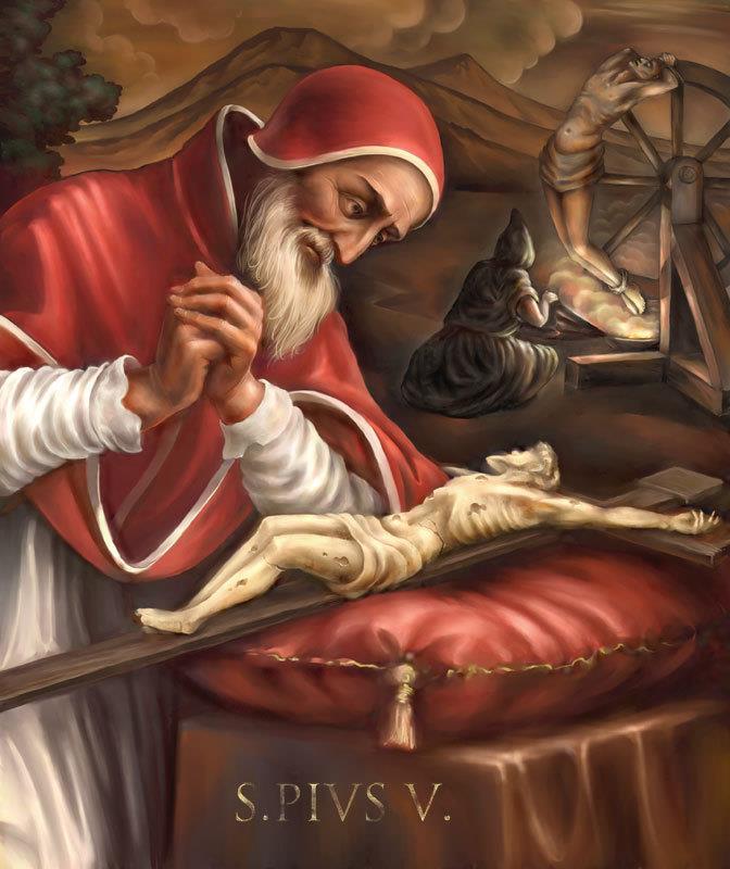 Saint Pope Pius V