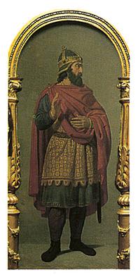 Sancho I Garcés.