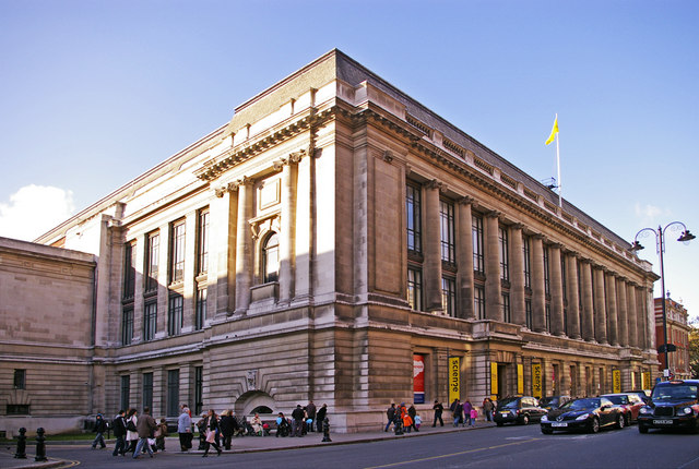 Science Museum, Exhibition Road, London SW7 — geograph.org.uk — 1125595