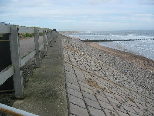 Borth Beach K