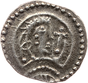 Ancient type of coin