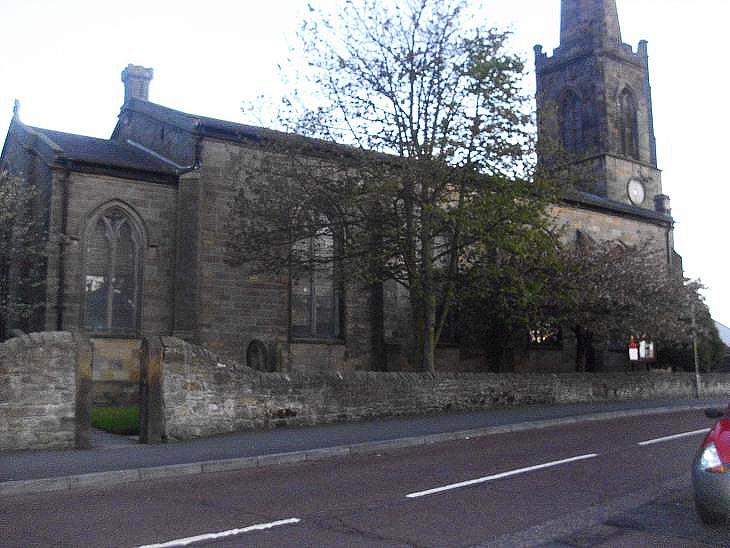 St John S Church Gateshead Fell Wikipedia