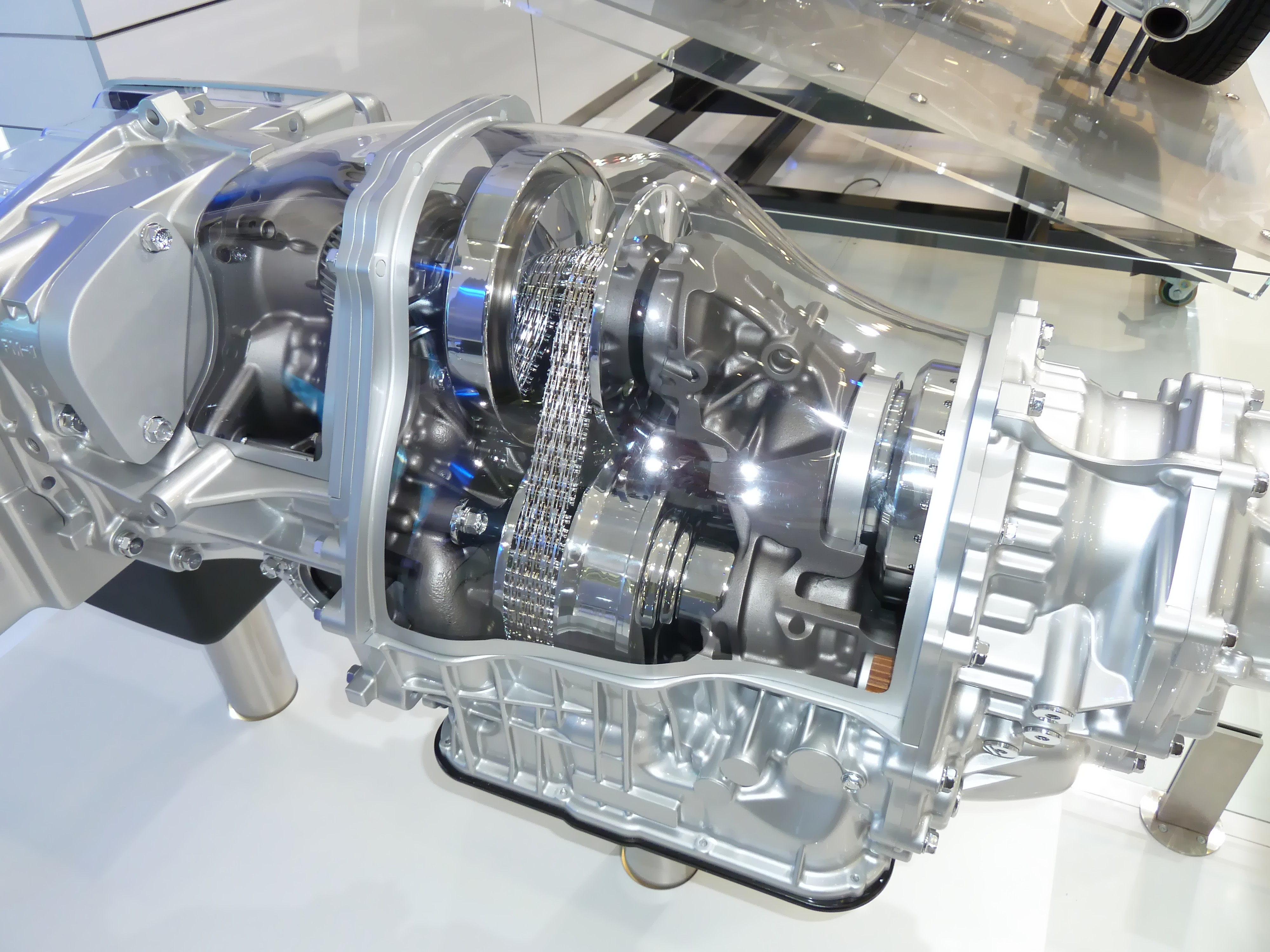 File:Subaru Lineartronic continuously variable transmission (2010 ...