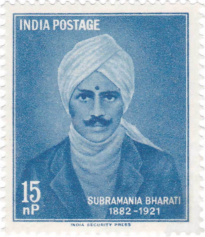 Subramania Bharati - Wikipedia