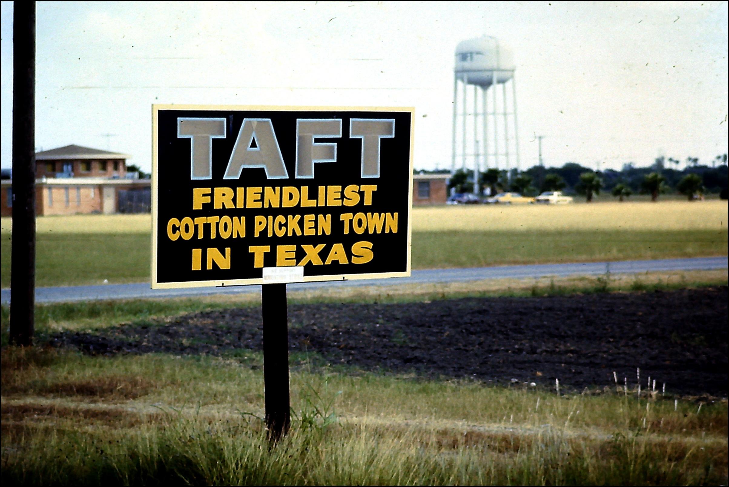 تفت، تگزاس