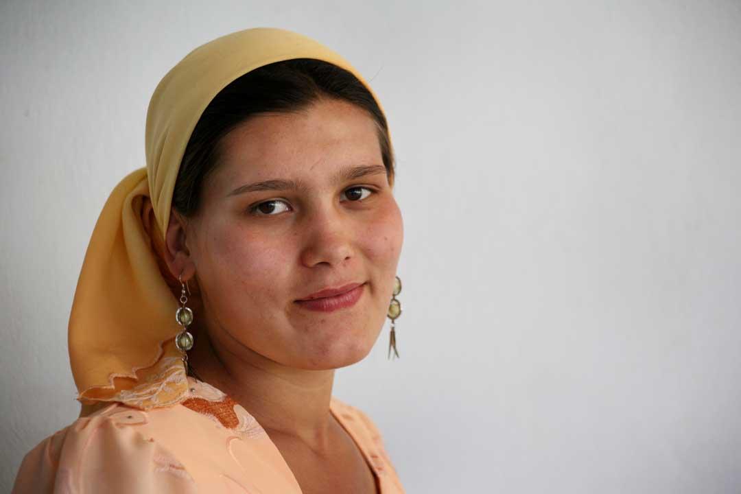 tajikistani women
