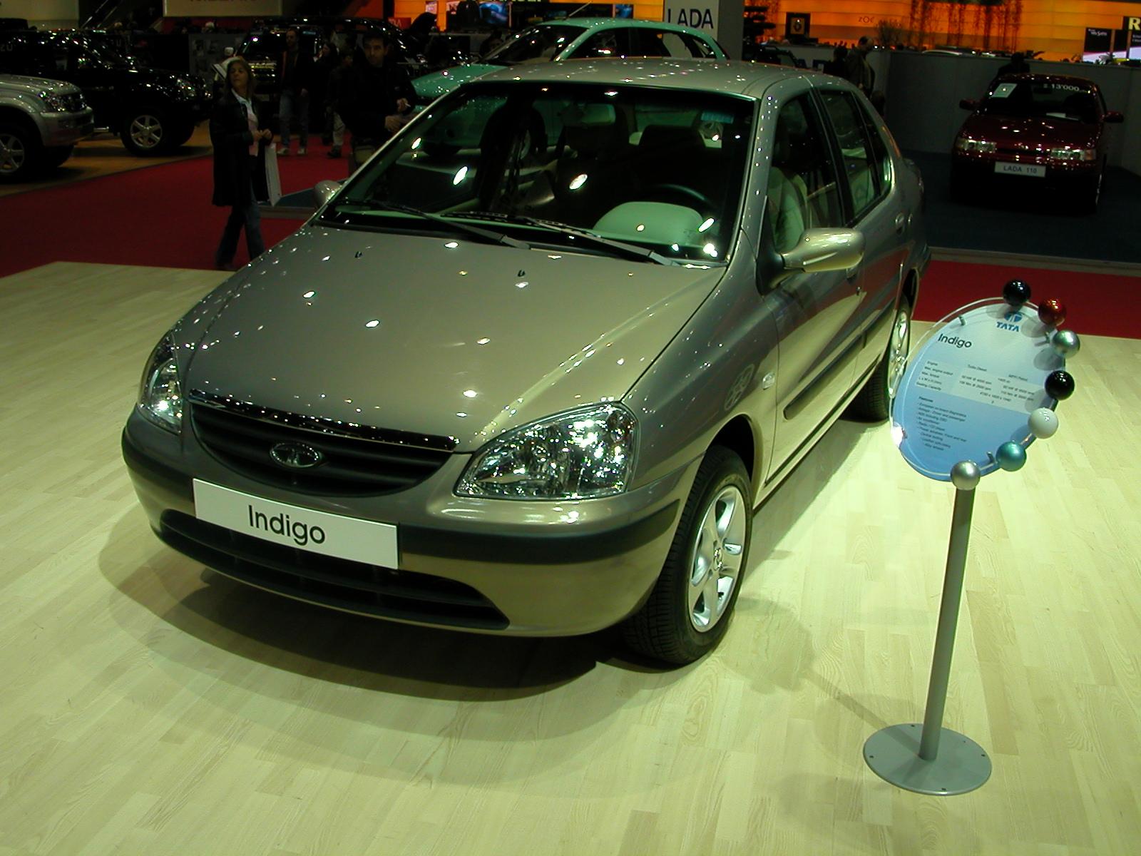 Villadia Auto Show 2012 Tata_Indigo_in_Geneva_2005