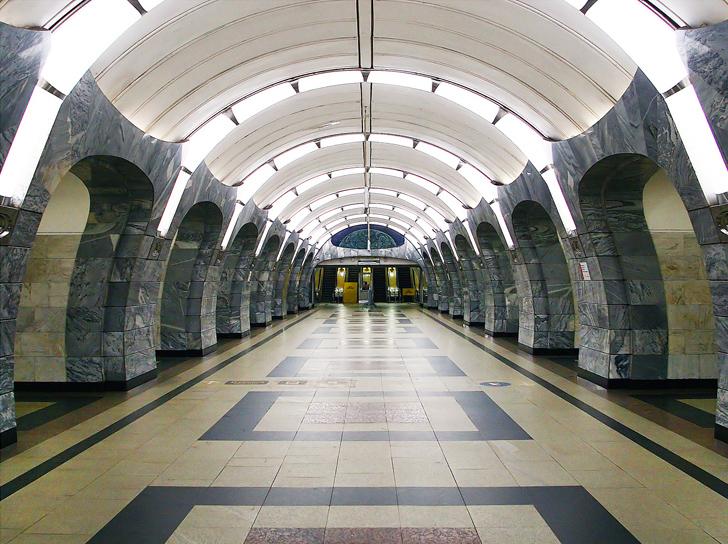 The-Chkalovskaya-Station
