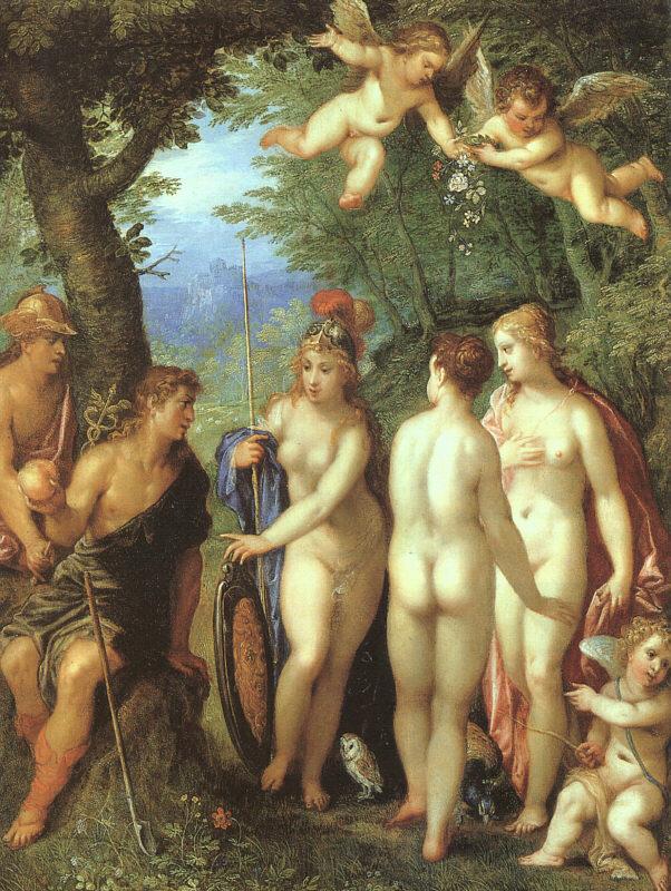 Портрет гомосексуалистов 16-го века. Или нет?