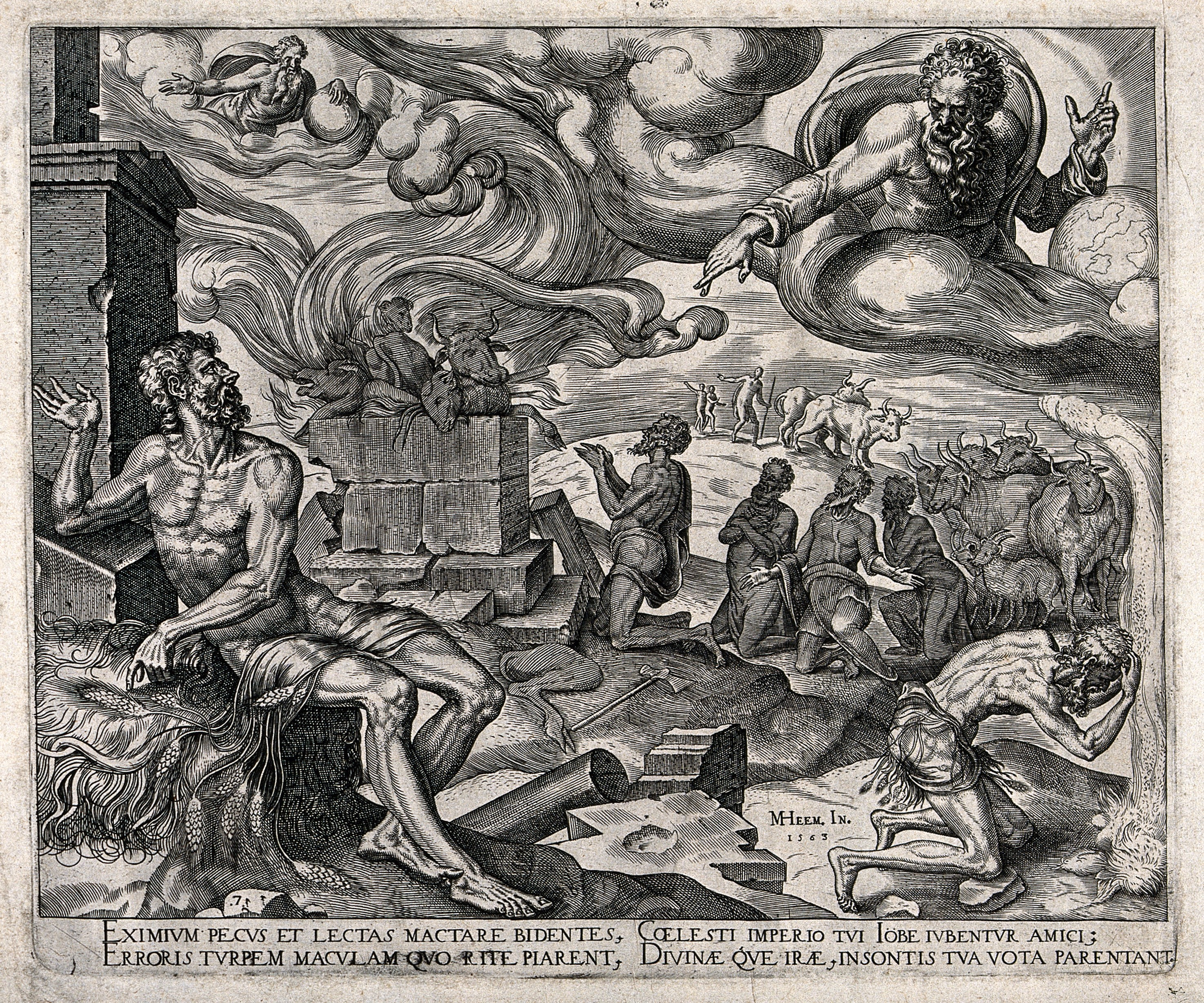 File:The torments of Job under a swirling sky dominated by God. E Wellcome V0034340.jpg From Wikimedia Commons, the free media repository