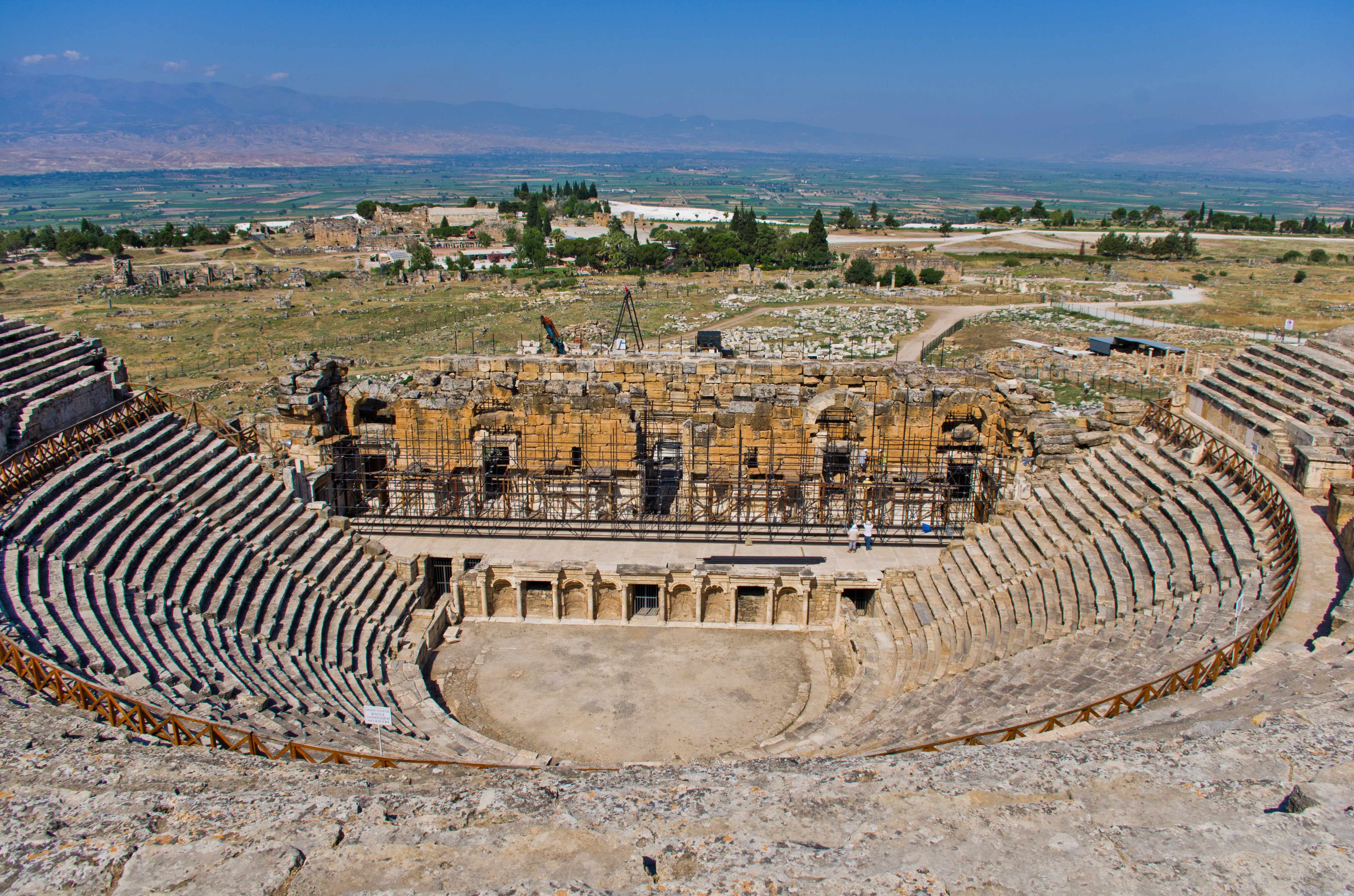 File:Theatre in Hierapolis.jpg